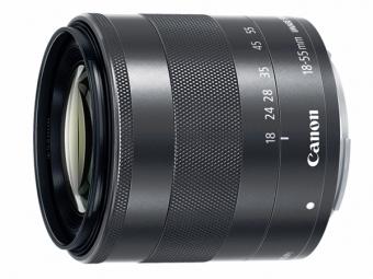 Canon EF-M 18-55mm f/3.5-5.6 IS STM pre EOS M (pri kúpe s fotoaparátom -10€ SPÄŤ)