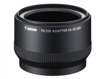 Canon FA-DC58D adaptér pre filtre pre PSG15/G16