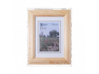 Hama 1217 drevený rám LORETA, prírodný, 50x70cm