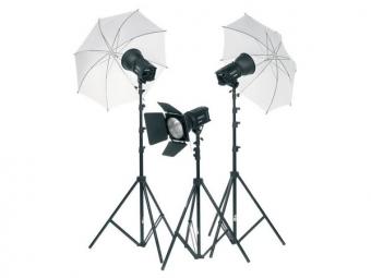 Fomei Digital Light Kit-1, kit trvalých světel
