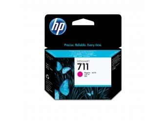 HP No.711 Atramentová kazeta Magenta, 29ml (CZ131A)