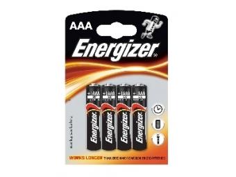 Energizer batérie Base AAA-LR3/4 mikrotužkové (bal=4ks)