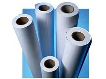 """Tepede White Paper CAD 80g, 42"""" (1067mm), 50m, d 50 mm (25239) (bal=6rolí)"""