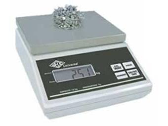 Wedo Universal Elektronická váha (do 12kg, krok 1g)