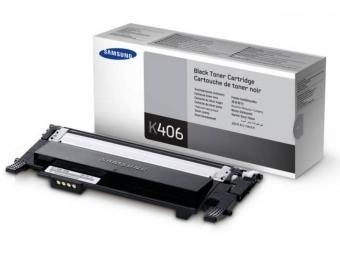 Samsung CLT-K406S Tonerová kazeta Black (SU118A)