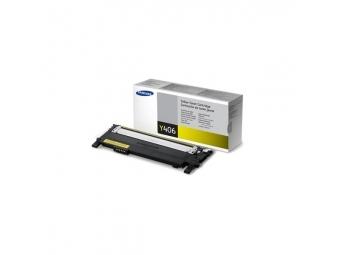 Samsung CLT-Y406S Tonerová kazeta Yellow