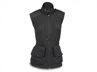 Manfrotto LINO LFJ050W-SBB Apparel, profesionálna fotografická bunda S, dámská čierna