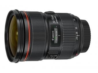 Canon EF 24-70mm f/2.8L II USM -250€ CASHBACK (pri kúpe s fotoaparátom -125€ SPÄŤ)