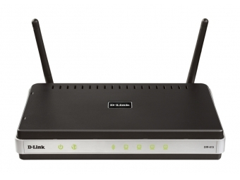 D-Link DIR-615 bezdrôtový router N s 4 Port 10/100 Switch