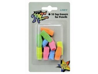 LINEX TEM/10B nasúvacia guma na ceruzku