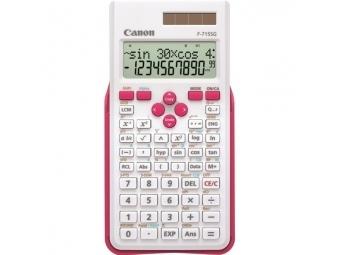 Canon F-715SG biela/červená vedecká kalkulačka