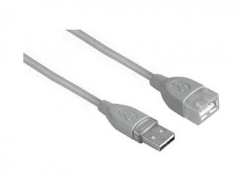 Hama 45027 USB predžovací kábel A-A 1,8 m