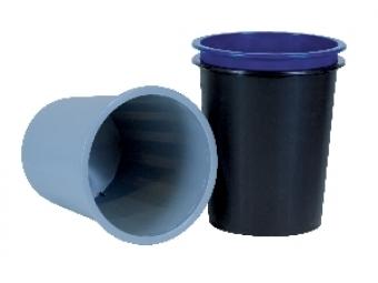 Donau Kôš plastový 14l čierny