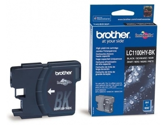 Brother LC-1100 Atramentová kazeta Black HY