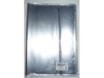 Obal na zošit A4 PVC transp.pevný 443x303mm (bal=25ks)