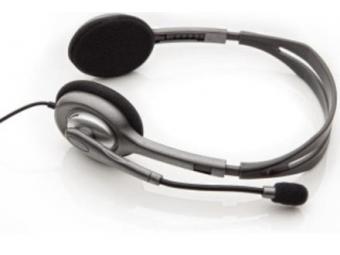 Logitech HeadSet H110 slúchadla
