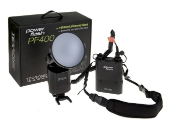 Fomei Power Flash PF400, Terronic smerné číslo 80