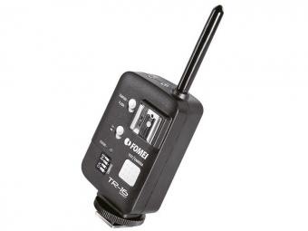 Fomei TR-16 WRT, radiový přijímač/vysílač/433 MHz pro CANON