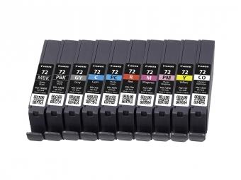 Canon PGI-72 Atramentová náplň Multipack MBK/C/M/Y/R