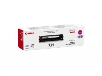 Canon 731M Tonerová kazeta Magenta