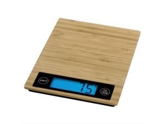 Hama 113956 digitálna kuchynská váha Philina, bambusová