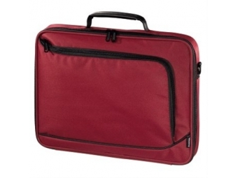 Hama 101174 Sportsline Bordeaux taška na notebook, 40 cm (15.6), červená