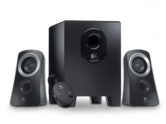 Logitech reproduktory Z313 Speaker System 2.1, 25W