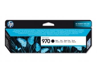 HP No.970 Atramentová kazeta Black (CN621AE)