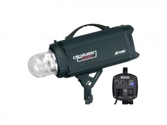 Fomei Digitalis-600 RF, 600Ws/100W, studiový blesk + příjímač 2,4 GHz, Krypton
