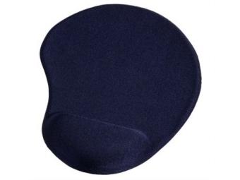 Ellehammer 54778 Ergonomická gélová podložka myš, modrá