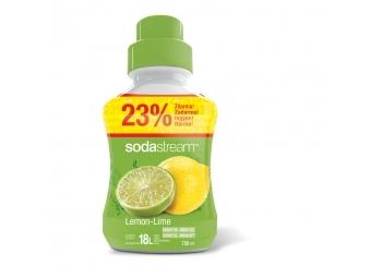 SodaStream sirup lemon lime 750ml veľký
