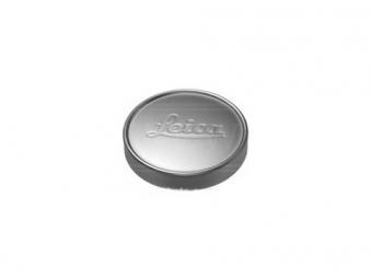 LEICA kryt objektívu Lens cap pre M 50/f2.8 silver