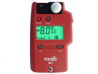 Fomei POLARIS MK2 - Red, flashmeter
