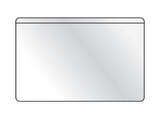 Durable Samolepiace vrecko vizitkové s otvorom zhora 95x60mm (bal=100ks)