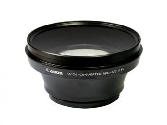 Canon Širokouhlý konvertor WD-H72 (pre kamery XH)