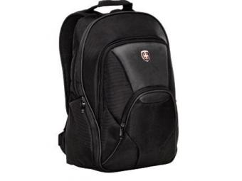 Ellehammer 103012 Copenhagen Deluxe, ruksak na notebook, čierny
