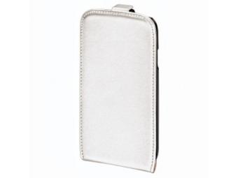 Hama 118800 puzdro Smart Case pre Apple iPhone 5, biele