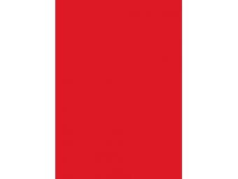 Kartón na krúžkovú väzbu Chromolux A4/250g červená (bal=100ks)
