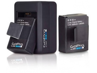 GoPro Dual Battery Charger HERO3/HERO3+
