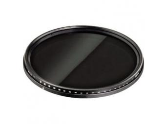 Hama 79177 Vario šedý Neutral Density Filter, ND2-400 Filter, 77 mm