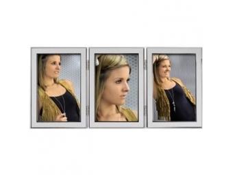 Hama 62920 kovový portrétový rám Philadelphia, 3x 13x18 cm