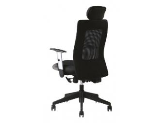 Kreslo kancelárske CALYPSO XL čierne