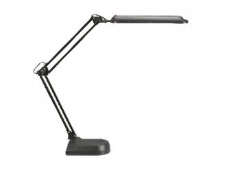 MAUL Atlantic Lampa energeticky úsporná so základňou čierna