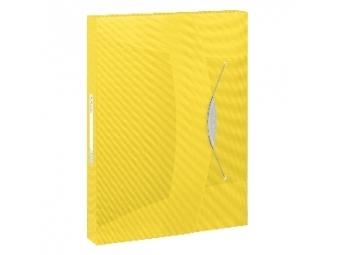 Esselte Box na dokumenty VIVIDA žltý