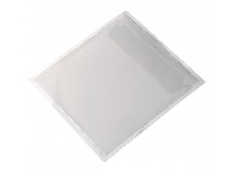 Durable Obal na CD/DVD POCKETFIX lepiaci s chlopňou (bal=100ks)