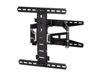 Hama 108756 nástenný držiak TV, pohyblivý, 400x400, 5*, čierny