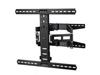 Hama 108757 nástenný držiak TV, pohyblivý, 700x500, 5*, čierny