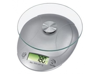 Hama 106993 digitálna kuchynská váha Milla, 5 kg
