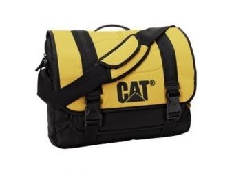 Hama 119500 CAT taška na rameno Corey Millennial, žlto-čierna