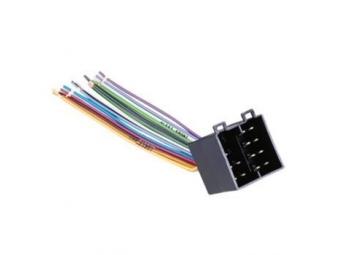 Hama 45773 univerzálny adaptér do auta, ISO zásuvky - otvorené konce